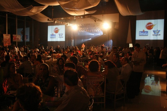 Jantar dançante de confraternização da Asmat 2010
