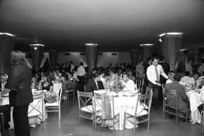 Jantar de premiação dos melhores de 2008