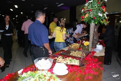 Jantar de Finalização Expo-Ecos 2009