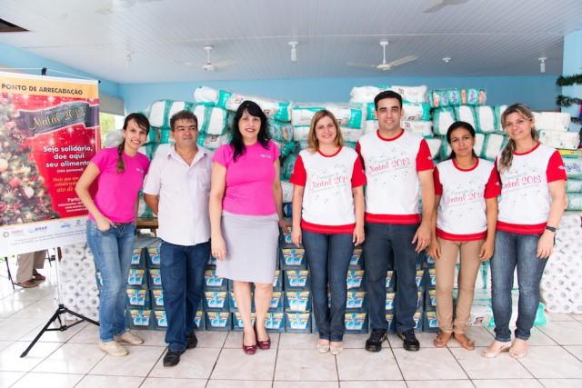 CENPRHE - Doação Campanha de Natal 2013