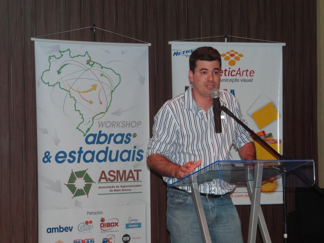 Supermercadistas de dez municípios de MT participam do Workshop Abras & Asmat