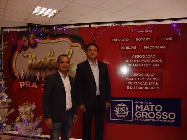 Supermercados de Mato Grosso são parceiros da campanha Natal para Todos