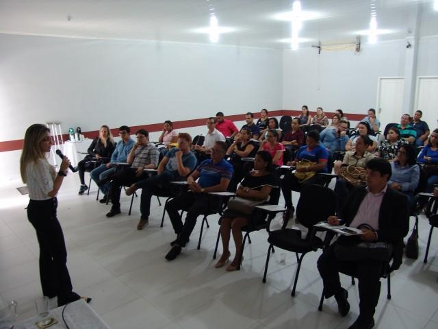 Participantes aprovam curso sobre reforma trabalhista promovido pela Asmat