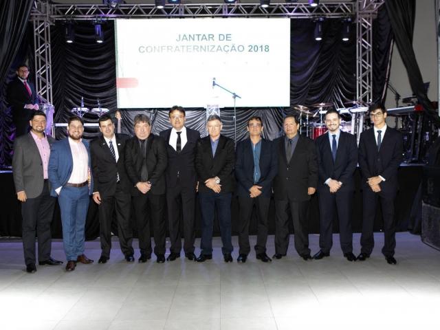 Jantar ASMAT 2018 - ASMAT premia melhores fornecedores do ano