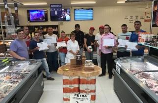 Curso sobre Carnes em Supermercados - Parte Teórica