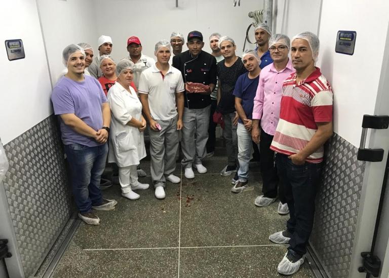 Participantes aprovam Curso sobre Carnes em Supermercados realizado pela Asmat