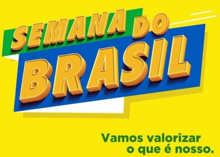 VAREJISTAS ESTÃO CONFIANTES COM A PRIMEIRA EDIÇÃO DA SEMANA DO BRASIL