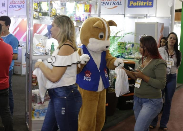 Expositores lançam produtos durante a Expo-Ecos 2019