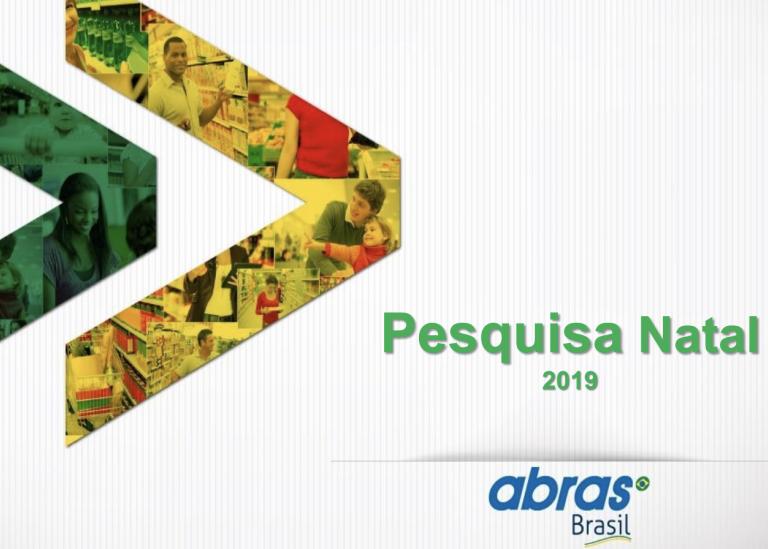 ABRAS projeta crescimento de 7,85% nas vendas de final de ano