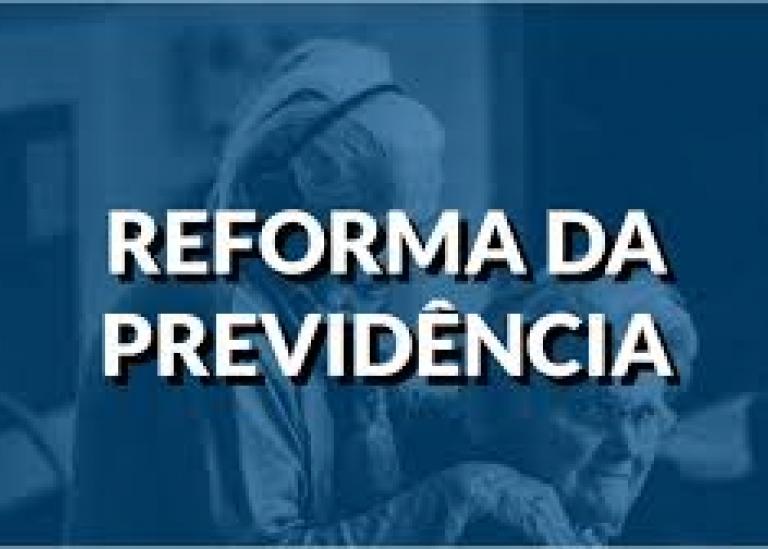 NOTA DE APOIO - Pela aprovação da reforma previdenciária em MT