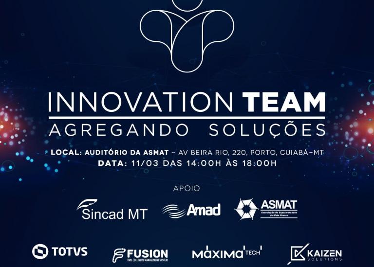 Innovation Team traz novidades e tendências tecnológicas para atacado e varejo