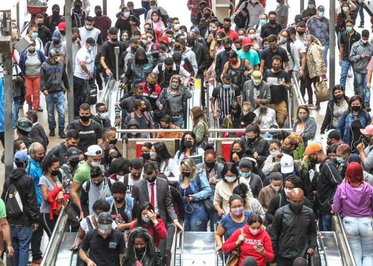 PIB do Brasil cresce 1,2% no 1º trimestre e volta ao patamar pré-pandemia