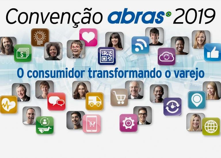 CONVENÇÃO ABRAS COMEÇA AMANHÃ (19.02) NO RJ