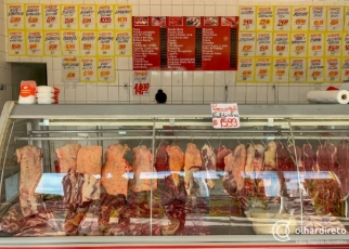 Pesquisa aponta que cada mato-grossense consome 24kg de carnes e 36kg de laticínios por ano