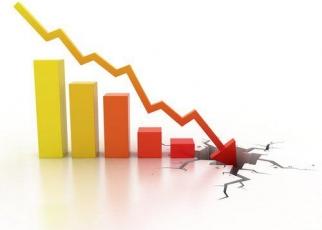 PREVISÃO DE QUEDA DO PIB DE 2020 PASSA DE 3,34% PARA 3,76% NO FOCUS DO BC